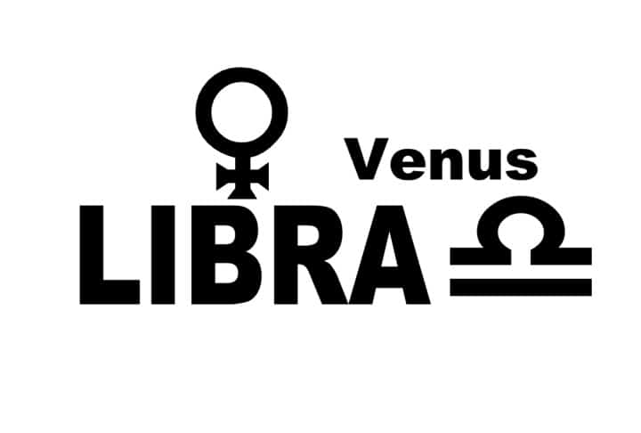 Venus Libra