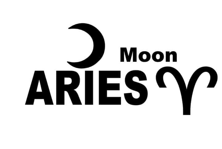 Moon Aries
