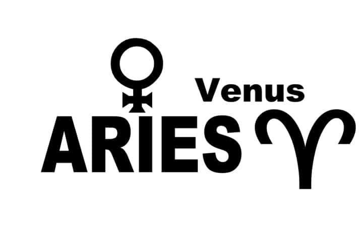 Venus Aries